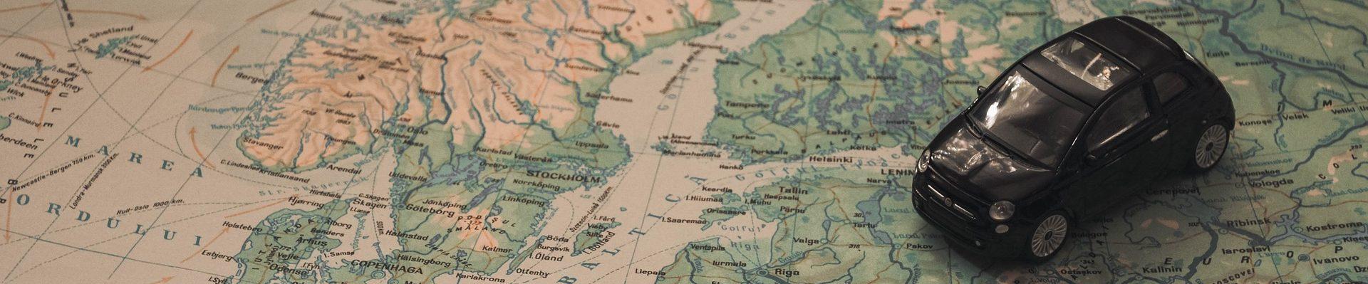 Karta Sveriges